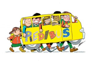 Organizzazione del Piedibus per l'anno scolastico 2020/2021
